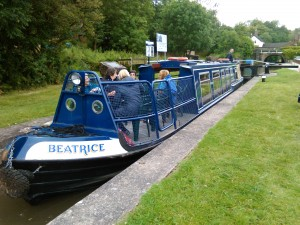 St Edward's Leek boat trip x 4